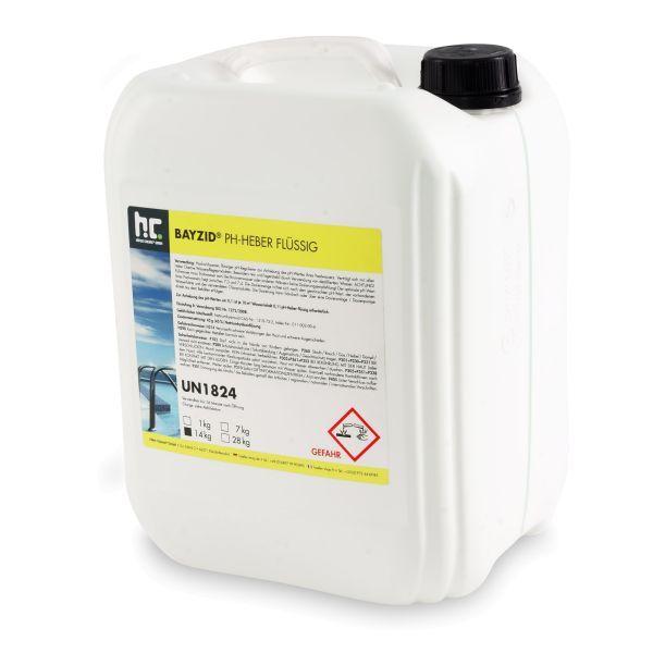 pH plus fluessig  Kanister 14kg pH Heber Galerie
