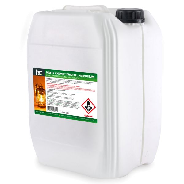 20 Liter Petroleum Heizöl Kanister Höfer Chemie