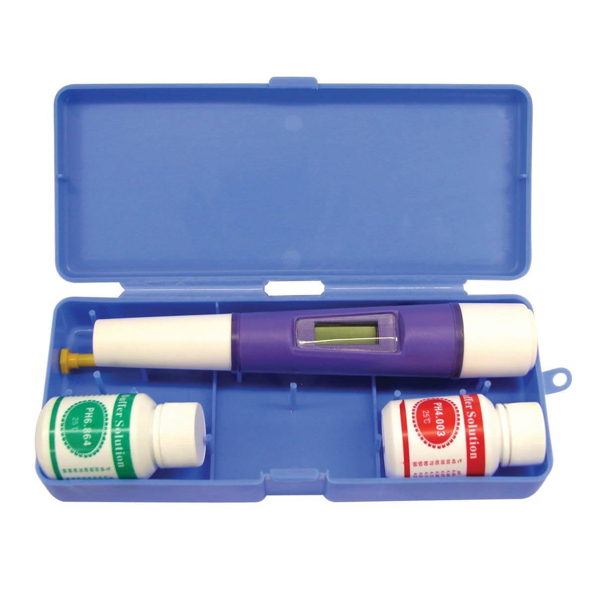 Digitaler pH-Teststift